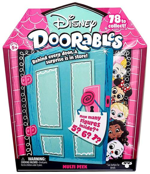 Disney Doorables Series 1 MULTI Peek Mystery Pack [5, 6 or 7 Figures]