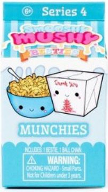 Smooshy Mushy Besties Series 4 Munchies Mystery Pack [Blue]