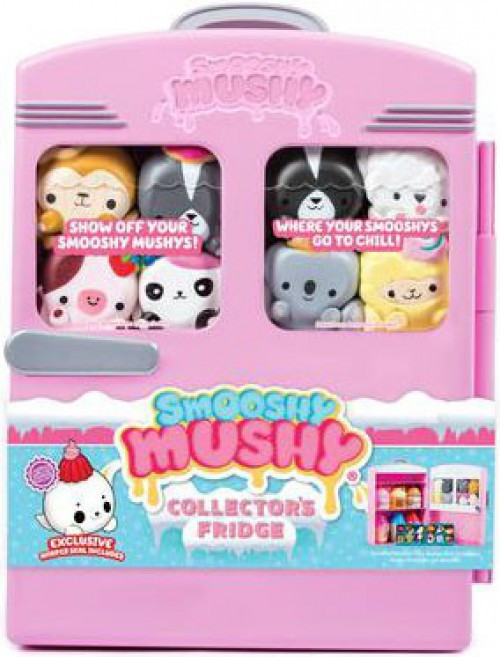 Smooshy Mushy Collector's Fridge Playset