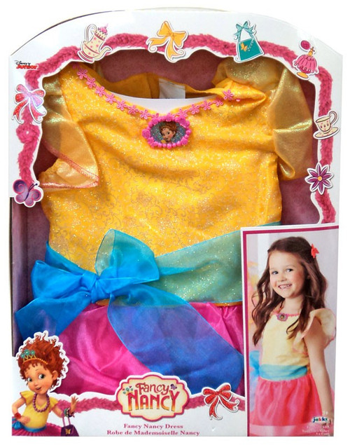 Disney Junior Fancy Nancy Dress [Boxed]