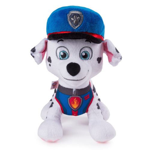 Paw Patrol Ultimate Rescue Police Marshall 8-Inch Plush [Blue]