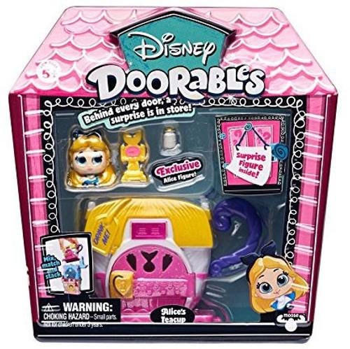 Disney Doorables Alice's Teacup Mini Display Set [Alice in Wonderland]