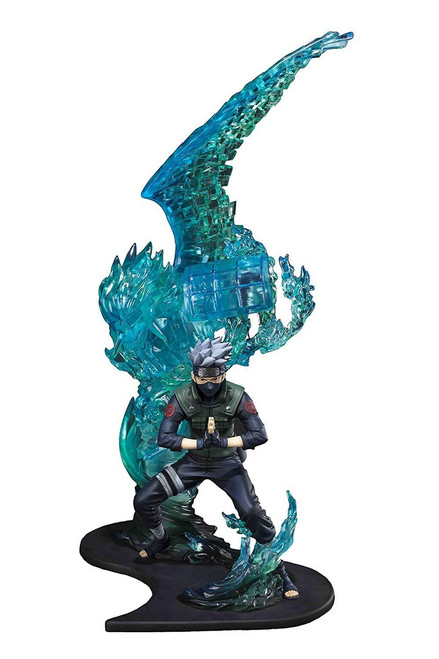 Naruto Shippuden Figuarts ZERO Kakashi Hatake 8.3-Inch Statue [Susanoo]