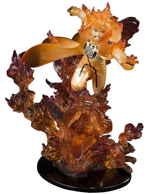 Naruto Shippuden Figuarts ZERO Minato Namikaze 8.7-Inch Statue [Kurama]