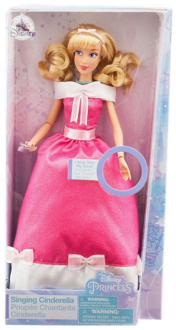 Disney Princess Cinderella Exclusive 11.5-Inch Singing Doll