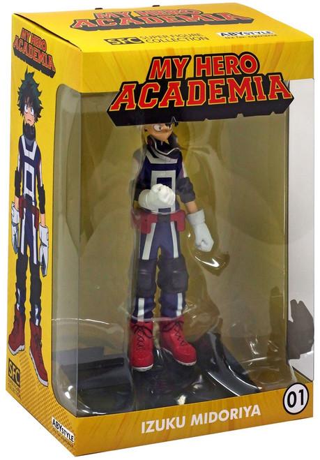 My Hero Academia ABYstyle Izuku Midoriya Figurine [U.A. Gym Suit]