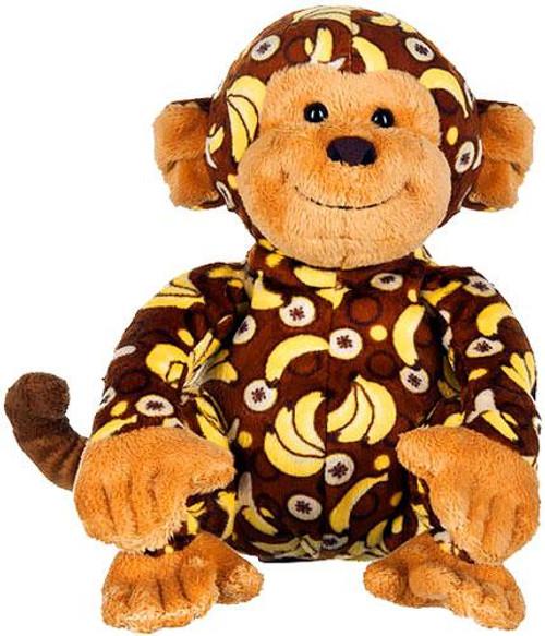 Webkinz Bananas Monkey Plush