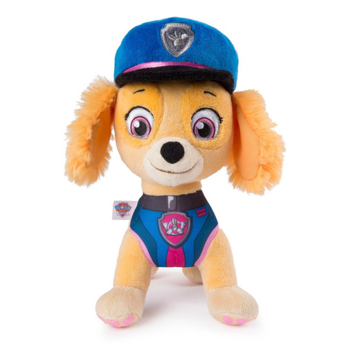 Paw Patrol Ultimate Rescue Police Skye Exclusive 8-Inch Plush [Blue]