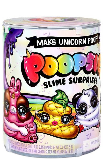 Poopsie Slime Surprise! Make Unicorn Poop Series 1 Mystery Pack [Wave 1]
