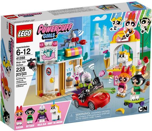 LEGO The Powerpuff Girls Mojo Jojo Strikes Set #41288