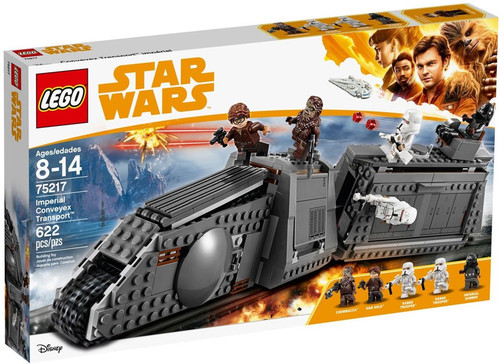 LEGO Star Wars Solo Imperial Conveyex Transport #75217