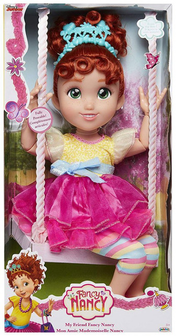 Disney Junior Fancy Nancy My Friend 18-Inch Doll