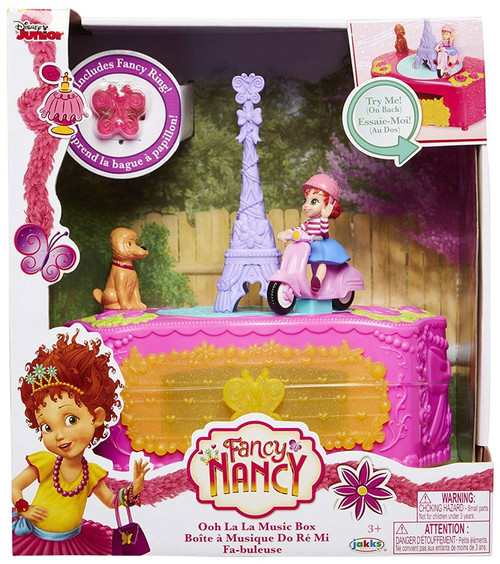 Disney Junior Fancy Nancy Ooh La La