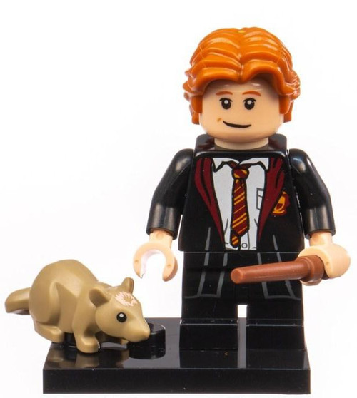 LEGO Harry Potter Fantastic Beasts Ron Weasley Mystery Minifigure [Loose]