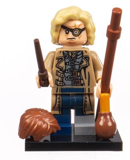 LEGO Harry Potter Fantastic Beasts Alastor Mad-Eye Moody Mystery Minifigure [Loose]