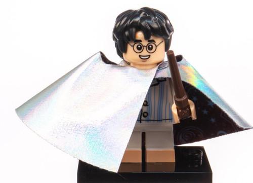 LEGO Fantastic Beasts Harry Potter Mystery Minifigure [Invisibility Cloak Loose]