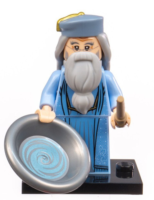 LEGO Harry Potter Fantastic Beasts Albus Dumbledore Mystery Minifigure [Loose]