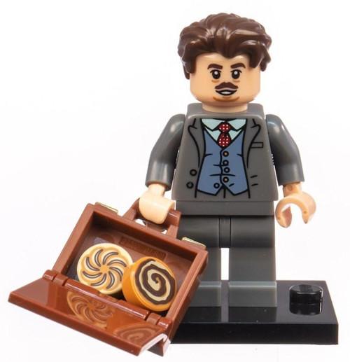 LEGO Harry Potter Fantastic Beasts Jacob Kowalski Mystery Minifigure [Loose]