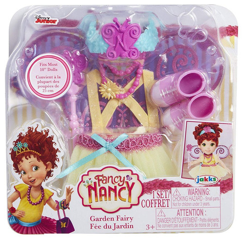 Disney Junior Fancy Nancy Garden Fairy Accessory Pack