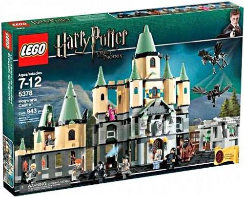 LEGO Harry Potter Order of the Phoenix Hogwarts Castle Set #5378