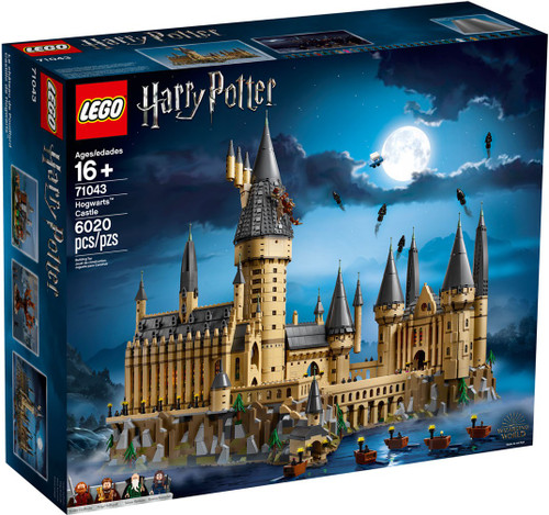 LEGO Harry Potter Hogwarts Castle Set #71043 [2018]