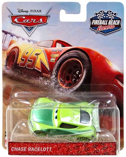 Disney / Pixar Cars Cars 3 Fireball Beach Racers Chase Racelott Diecast Car