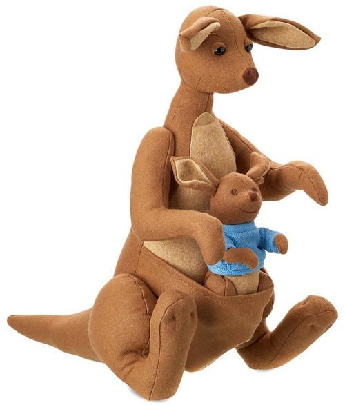 Disney Christopher Robin Kanga & Roo Exclusive 16-Inch Plush