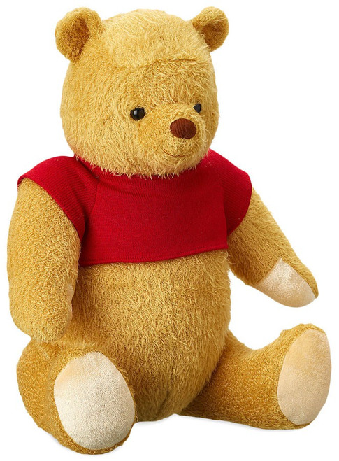 Disney Christopher Robin Winnie the Pooh Exclusive 17-Inch Plush