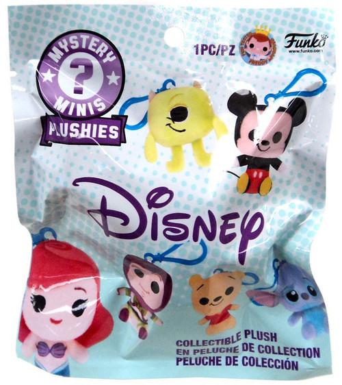 Funko Mystery Minis Plush Keychains Disney / Pixar Mystery Pack [1 RANDOM Figure]