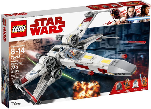 LEGO Star Wars A New Hope X-Wing Starfighter Set #75218