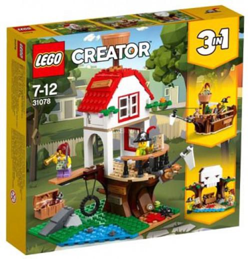 LEGO Creator Treehouse Treasures Exclusive Set #31078