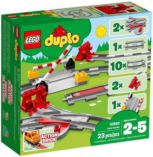 LEGO Duplo Train Tracks Set #10882