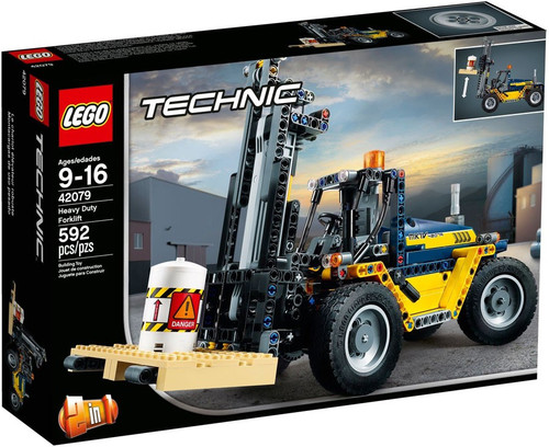 LEGO Technic Heavy Duty Forklift Set #42079