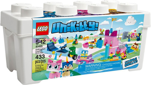 LEGO Unikitty Unikingdom Creative Brick Box Set #41455