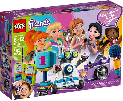 LEGO Friendship Box Set #41346