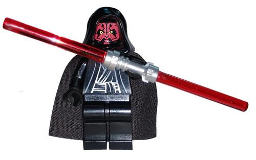 LEGO Star Wars Episode 1 Darth Maul Minifigure [Silver Neck Clasp Loose]