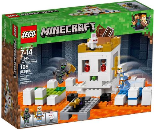 LEGO Minecraft The Skull Arena Set #21145