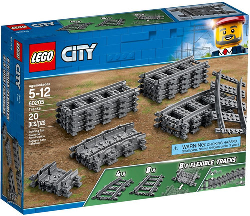 LEGO City Tracks Set #60205