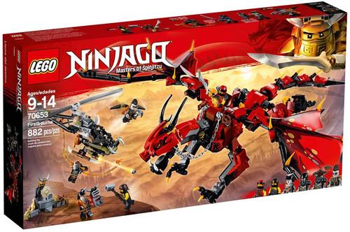 LEGO Ninjago Firstbourne Set #70653