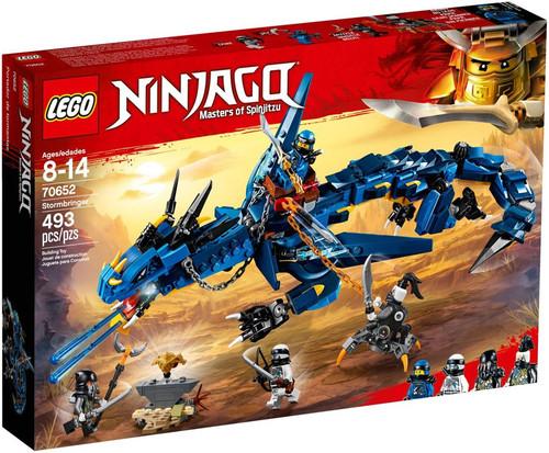 LEGO Ninjago Stormbringer Set #70652