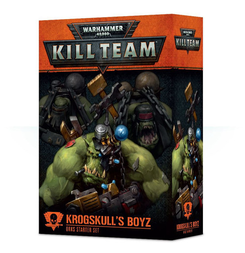 Warhammer 40,000 Kill Team Krogskull's Boyz