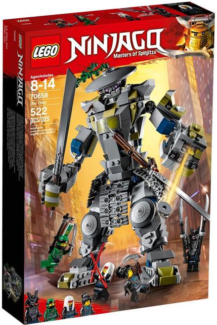 LEGO Ninjago Oni Titan Set #70658
