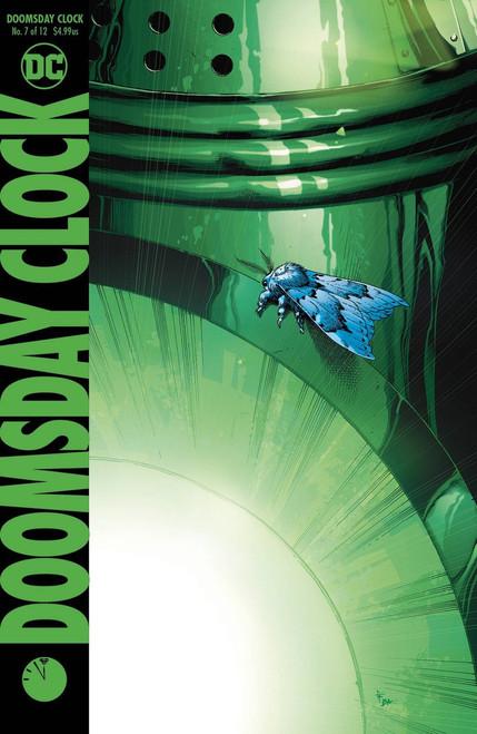 DC Doomsday Clock #7 Comic Book