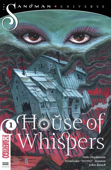 DC House of Whispers #1 The Sandman Universe Comic Book
