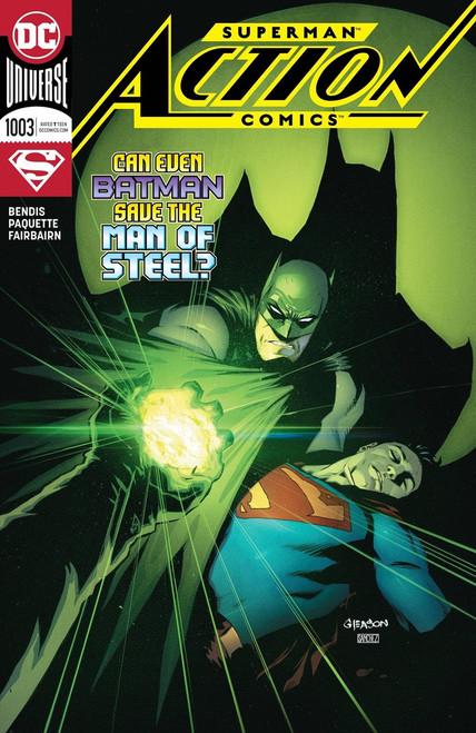 DC Action Comics #1003 Comic Book
