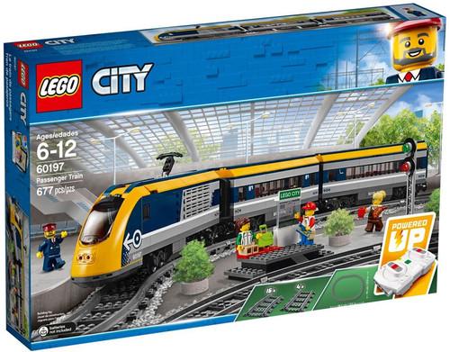 LEGO City Passenger Train Set #60197