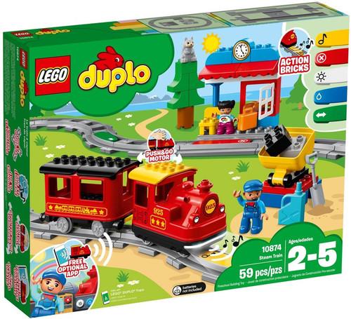 LEGO Duplo Steam Train Set #10874