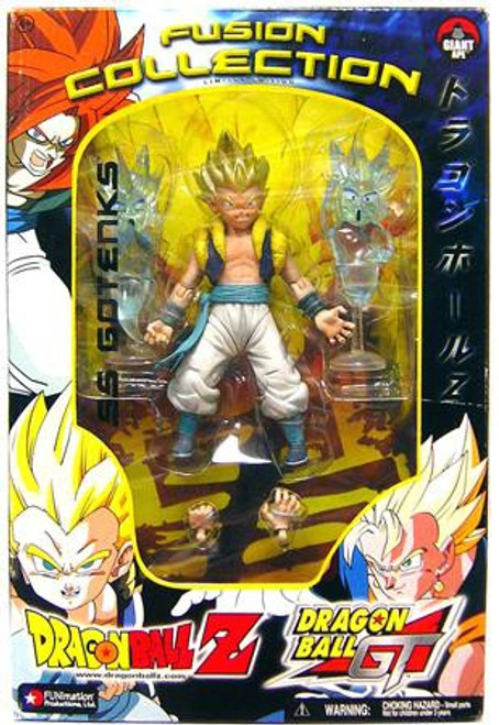 Dragon Ball Z Dragon Ball GT Fusion Collection SS Gotenks Action Figure [Damaged Package]