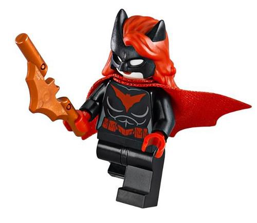 LEGO DC Universe Super Heroes Batwoman Minifigure [with Batarang Loose]