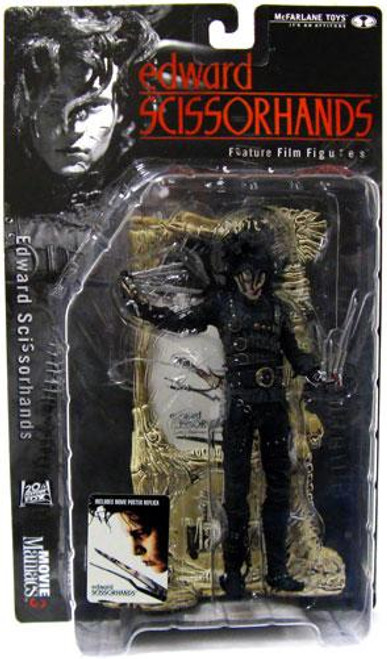 McFarlane Toys Movie Maniacs Series 3 Edward Scissorhands Action Figure